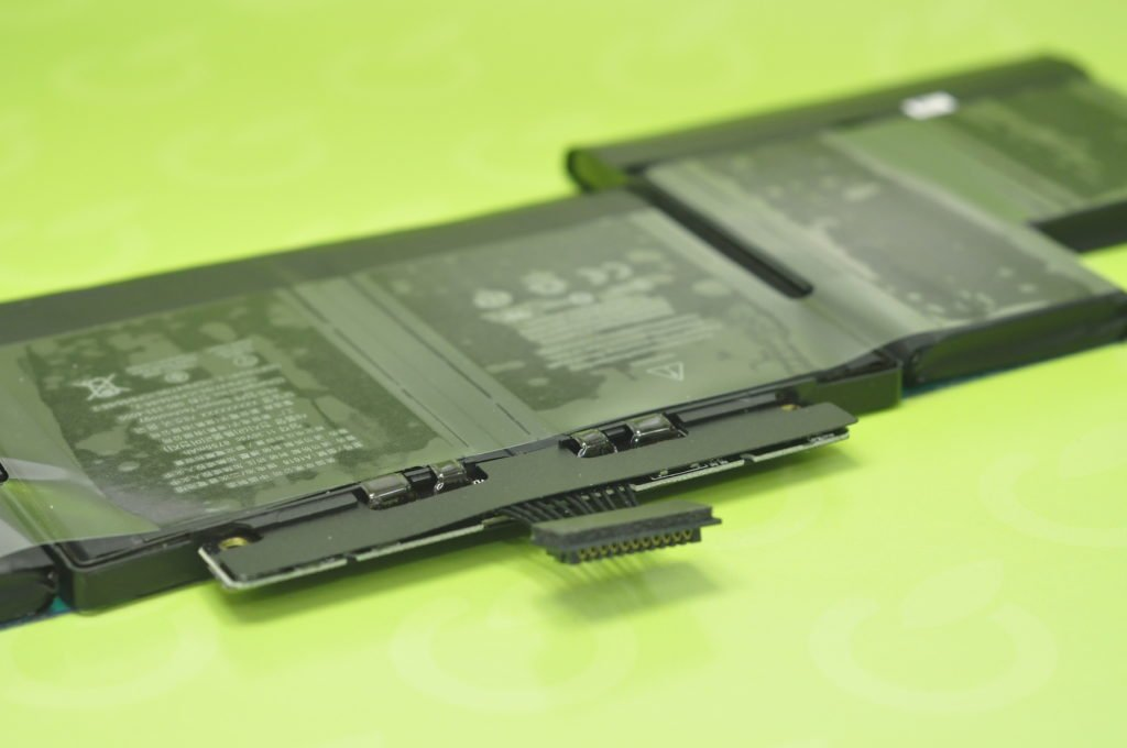 MacBook bateria wymiana battery replacement